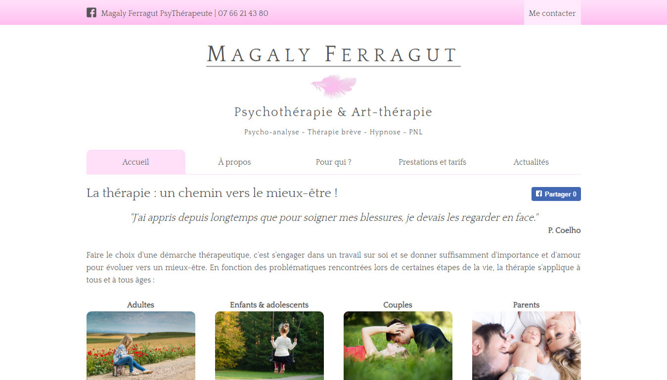 Magaly Ferragut Psy